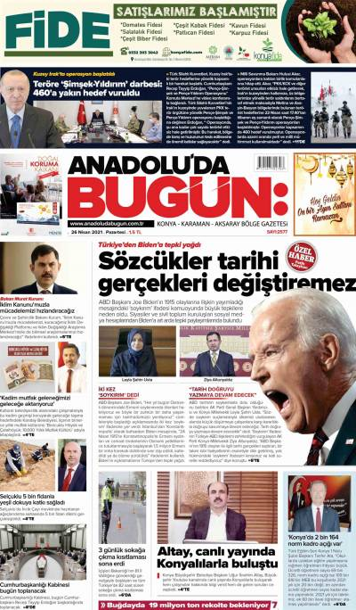 1. Sayfa