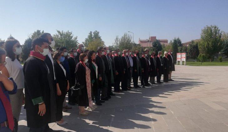 Konya'da adli yıl açılışı gerçekleştirildi